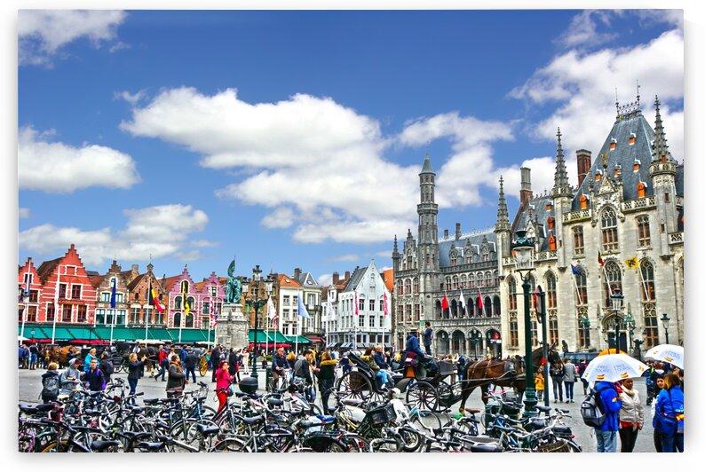 Passport to Belgium 1 of 5 by 1North