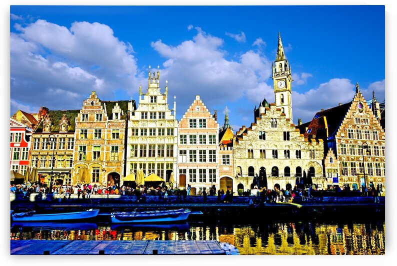 Passport to Belgium 3 of 5 by 1North