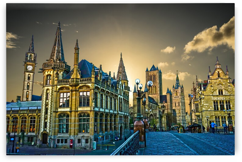 Passport to Belgium 2 of 5 by 1North