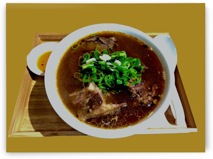 FD007 - Ox Tail Soup by Clement Tsang