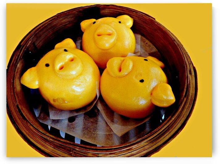 FD008 - Piggy Bread by Clement Tsang
