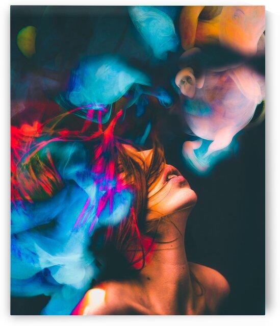 extase by FANNY artiste peintre