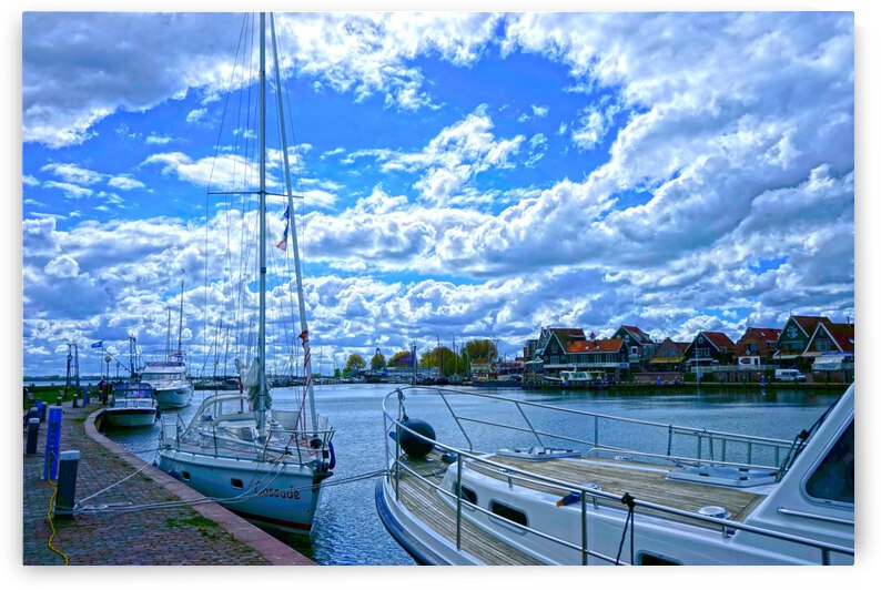 Inland Harbor Netherlands 2 of 5 by 24
