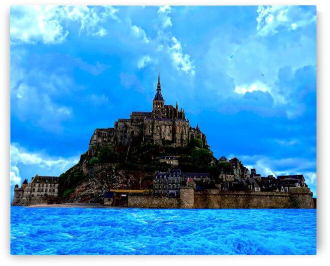 Mont Saint Michel  by 360 Studios
