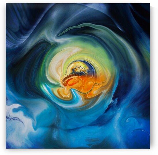 Gestation by Carole Ledoux Creations Cl