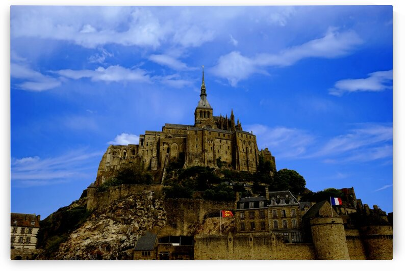A Day at Mont Saint Michel 1 of 12 by 24