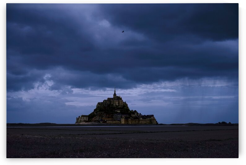 A Day at Mont Saint Michel 12 of 12 by 24