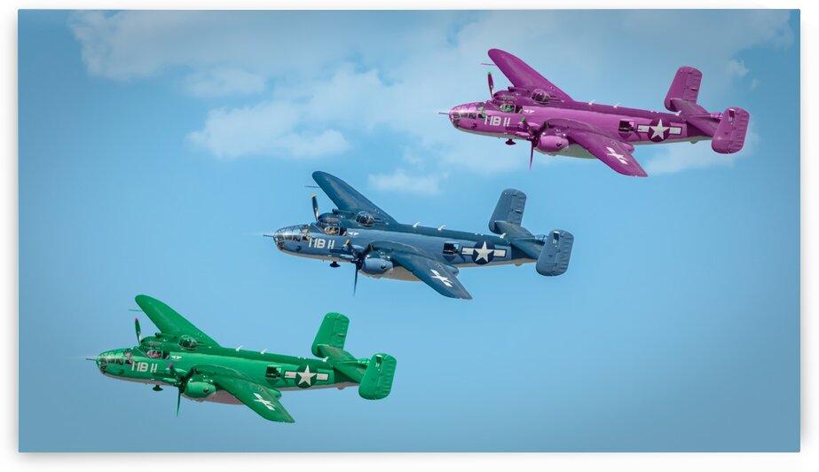 Color Squadron by Nicholas