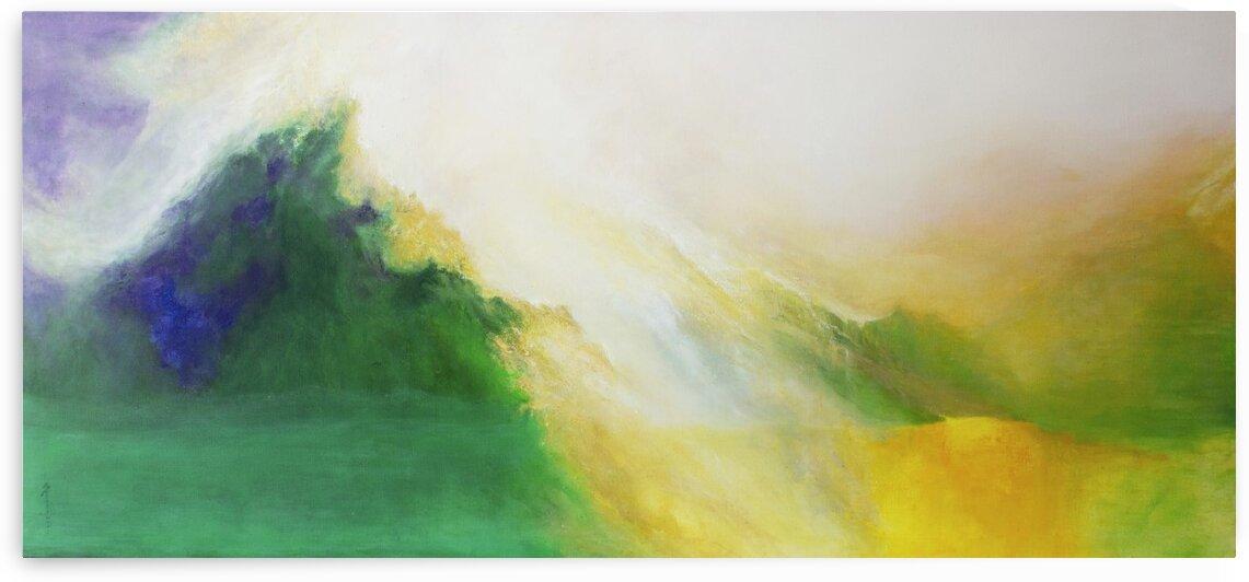 Inner landscape I by Shrishti Tassin