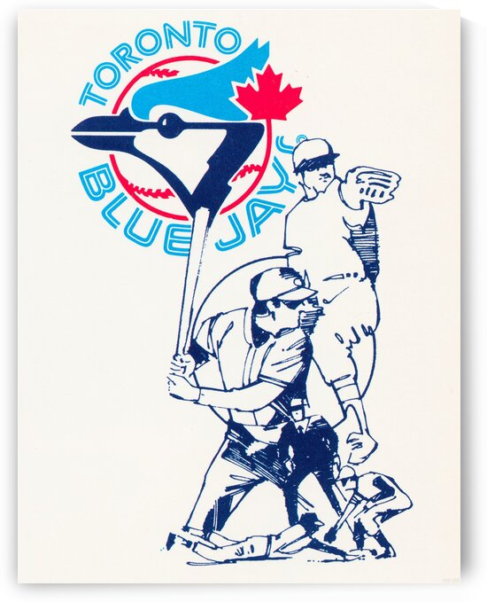 1979 Toronto Blue Jays by Row One Brand