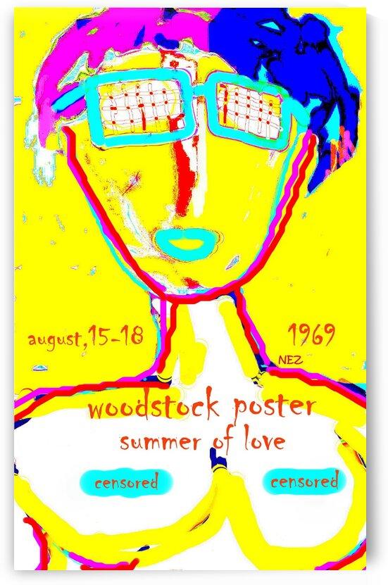 Woodstock by Efrain Montanez