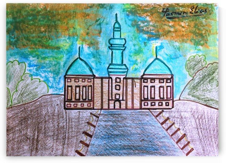 Danish castle by Yasmin MUhammad Elias