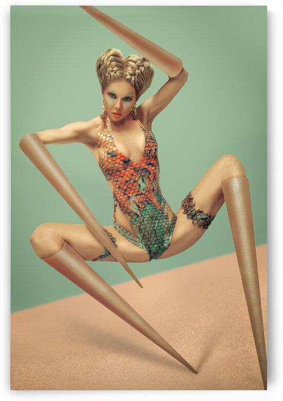 Pastelis Feminam by Artmood Visualz