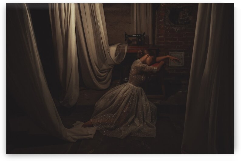 The Seamstress by Artmood Visualz