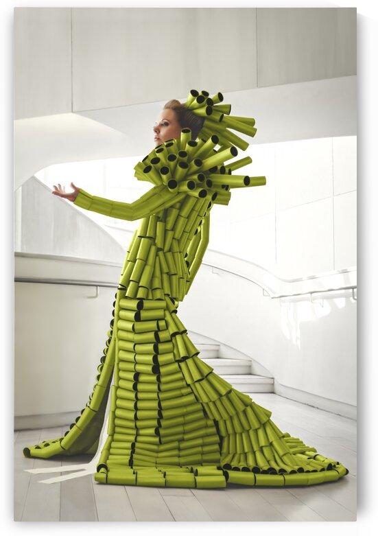 Green Era III by Artmood Visualz