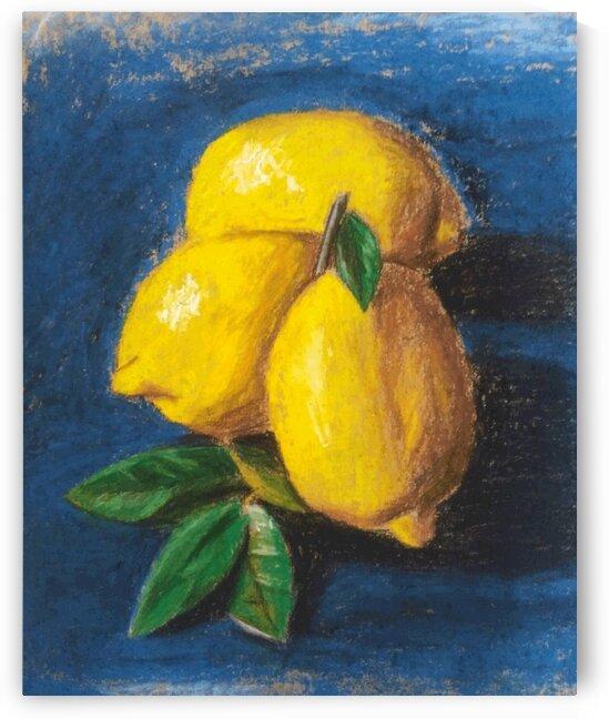lemon  by Bedo Art
