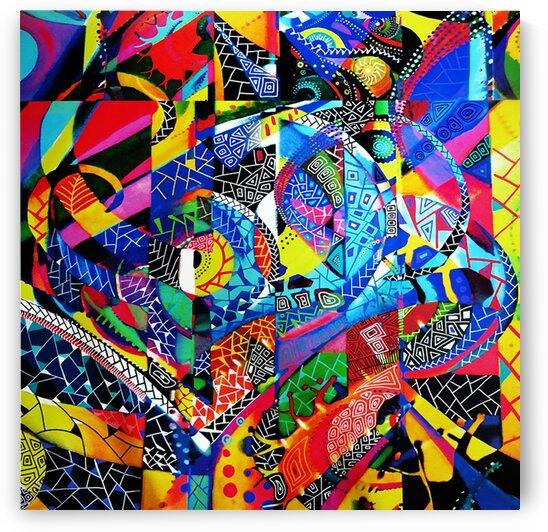 Formule abstraite by   Graine de lune   Mahine