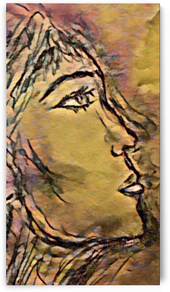 Woman  by Susan C