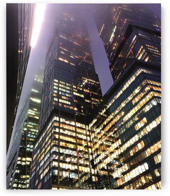 Skyscrapers by Teofil Tiulkin
