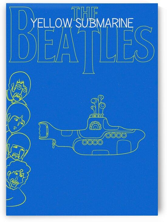 Yellow Submarine   The Beatles by Gunawan Rb