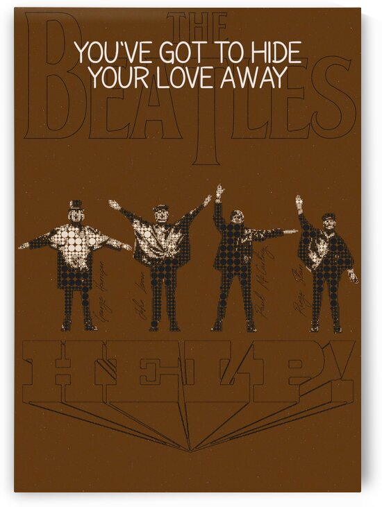You ve got to hide your love away   The Beatles by Gunawan Rb