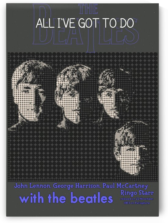 All I ve Got to Do   The Beatles by Gunawan Rb