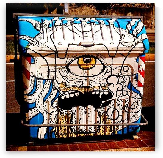 Monster Trash by Teofil Tiulkin