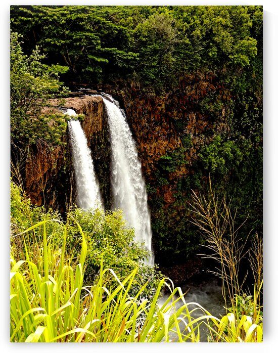 Kauai Waterfalls by 24