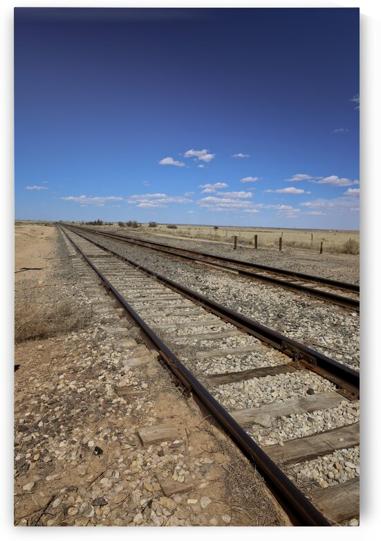 Railroad to Infinity by Lindsey McCarty