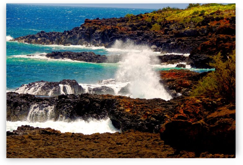 Rugged Kauai by 24