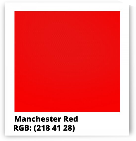 Manchester Red RGB by Vicky Hanggara