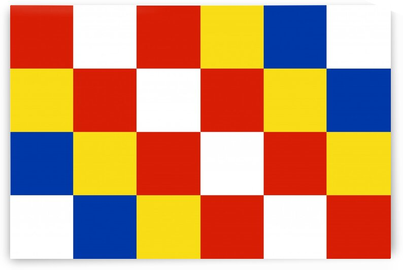 Antwerp flag by Tony Tudor