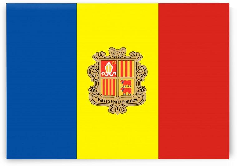 Andorra by Tony Tudor
