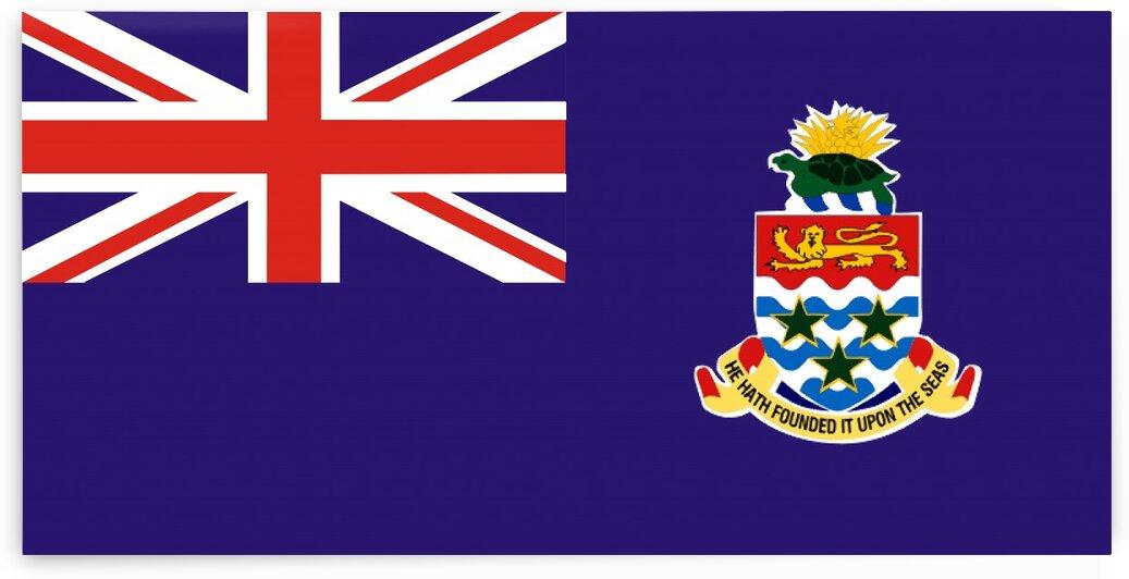 Cayman Islands by Tony Tudor