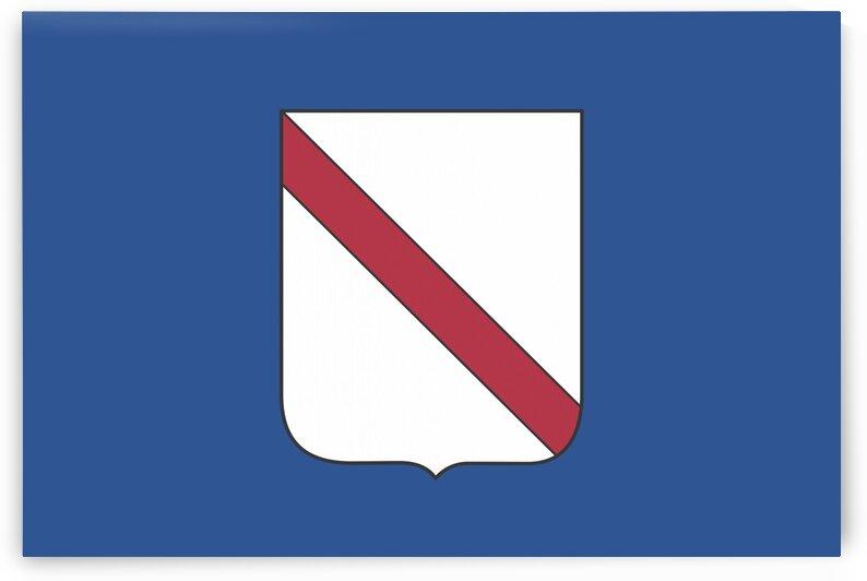 Campania flag by Tony Tudor