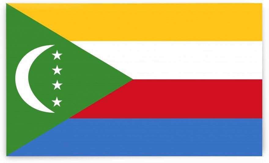 Comoros by Tony Tudor