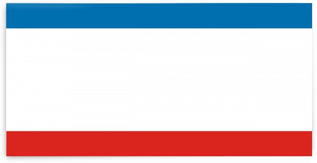 crimea flag by Tony Tudor