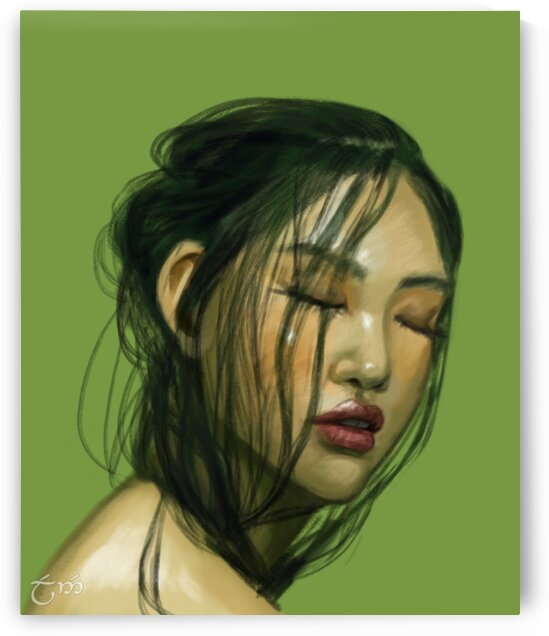 Fresh green by drawulan