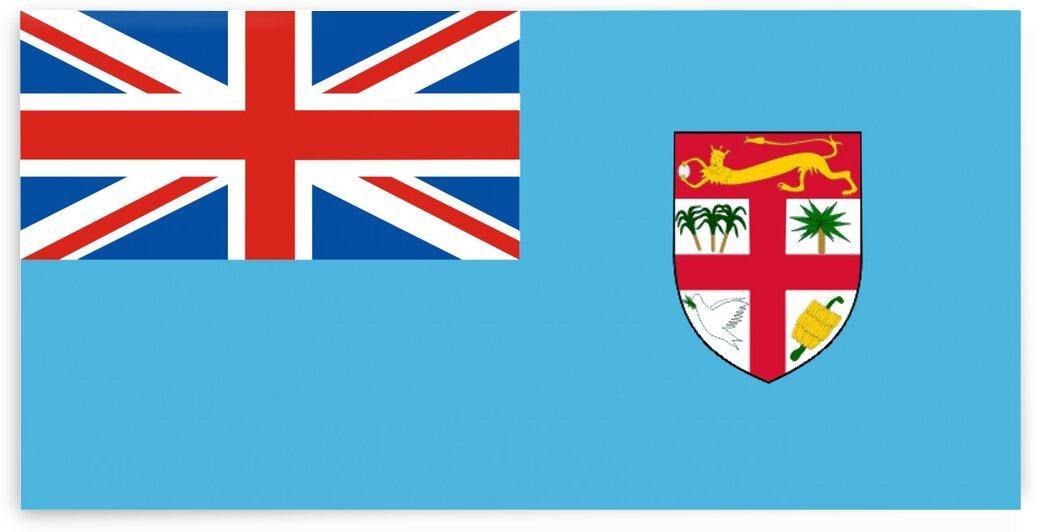 Fiji by Tony Tudor