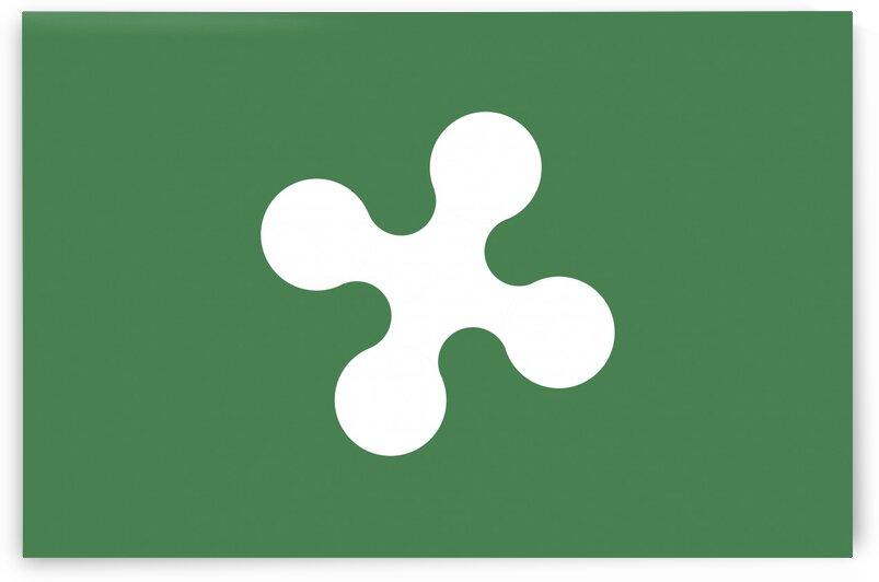 Lombardy flag by Tony Tudor