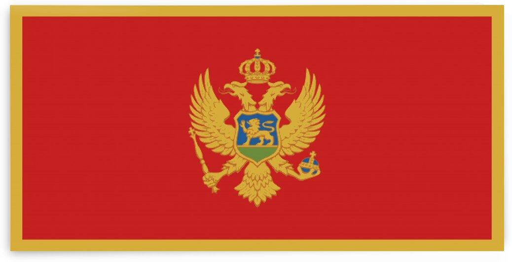 Montenegro by Tony Tudor
