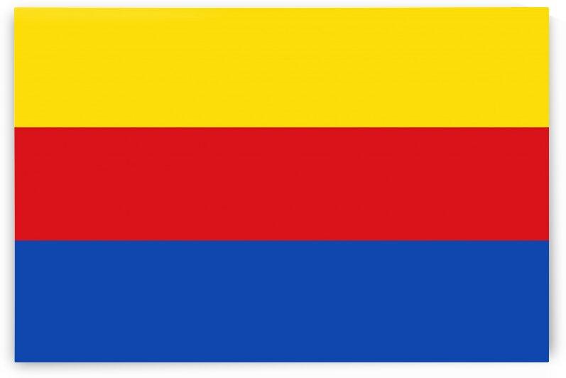 North Holland flag by Tony Tudor
