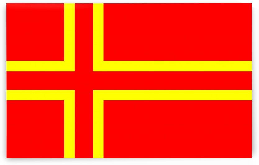 Normandy flag by Tony Tudor