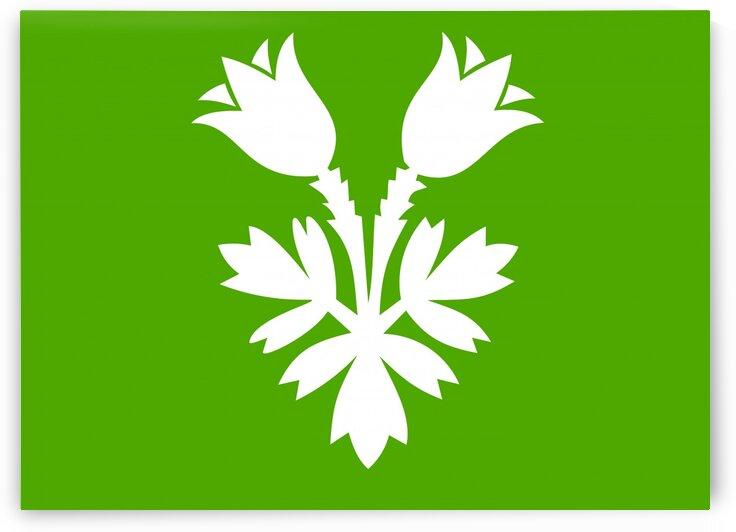 Oppland flag by Tony Tudor
