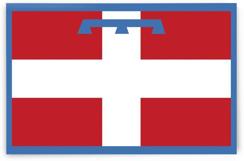 piemonte flag by Tony Tudor