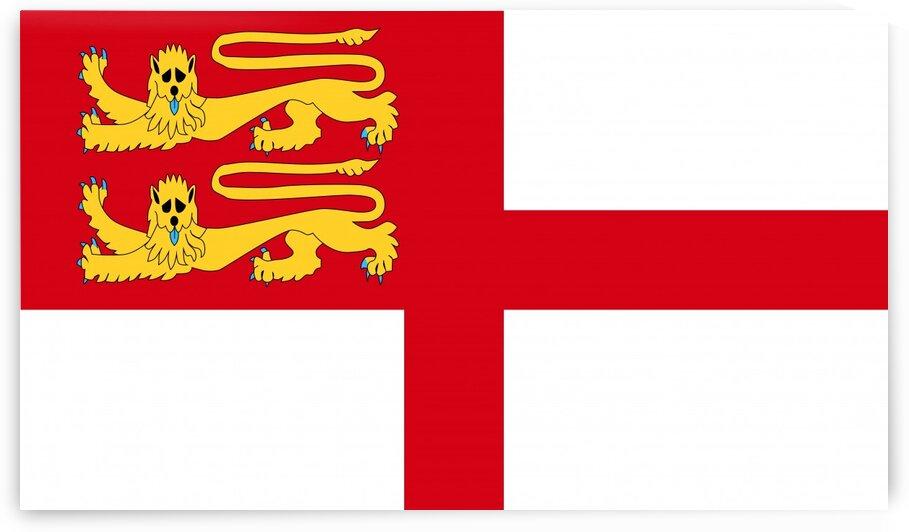 sark flag by Tony Tudor