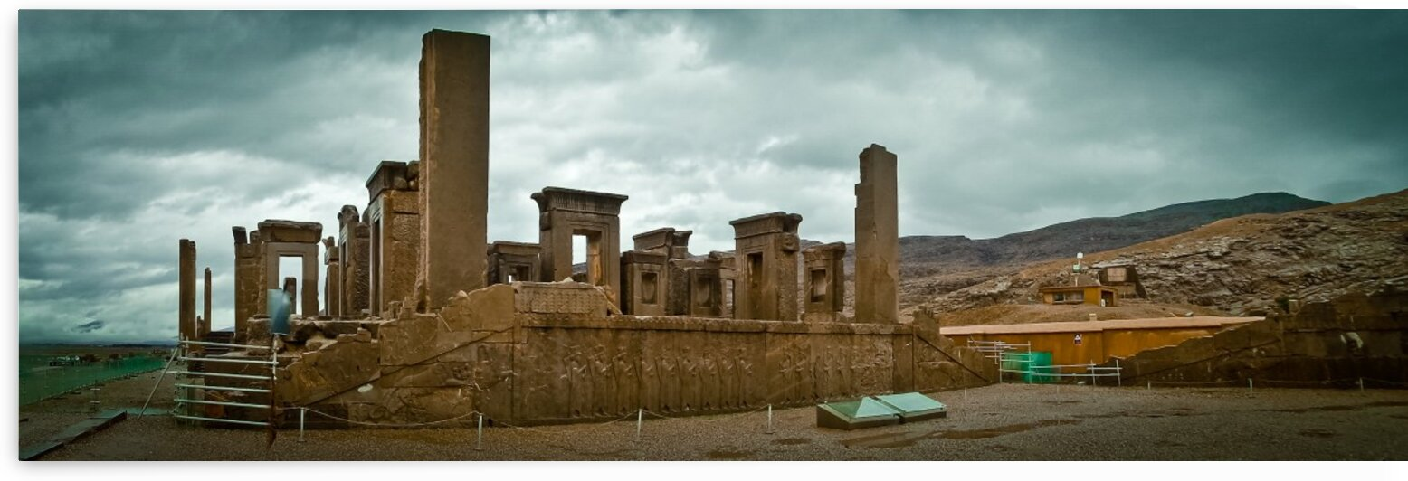 Persepolis of Iran by ali akbar khalifeh