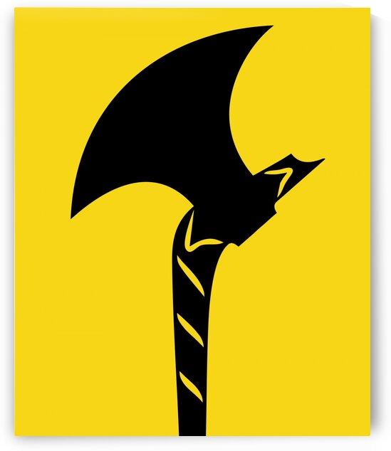 Telemark flag by Tony Tudor