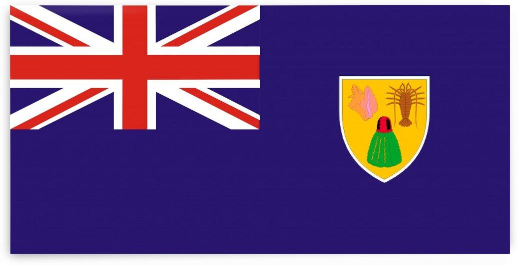 Turks and Caicos Islan by Tony Tudor