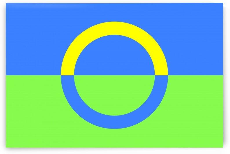 Voros flag by Tony Tudor
